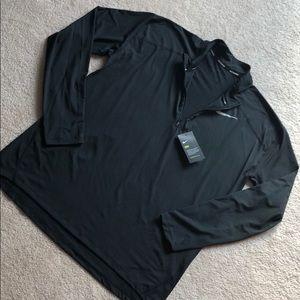 Men's nike dry fit long sleeve shirt